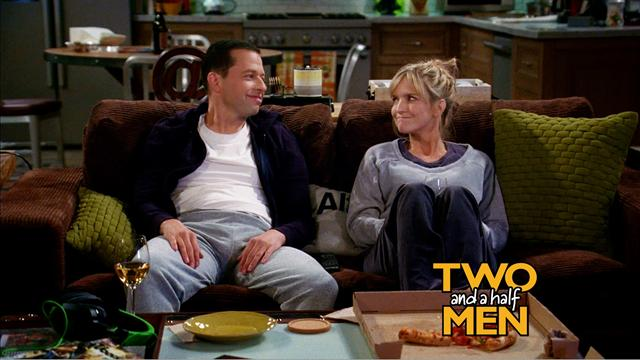 Two and a Half Men - Are You Happy?