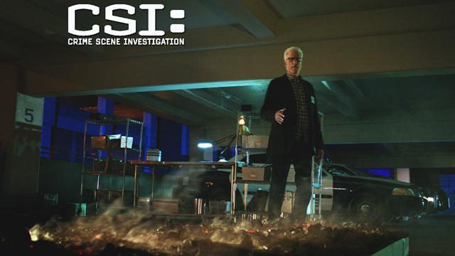 CSI: Crime Scene Investigation: CSI: - Fire Walk This Way