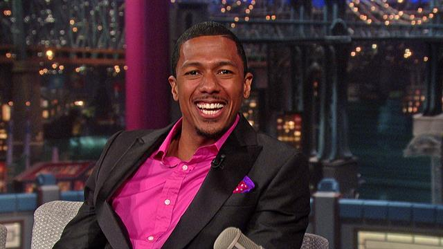 The Late Show: David Letterman - Nick Cannon on Marriage to Mariah Carey