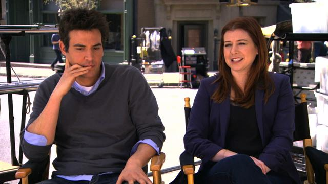 How I Met Your Mother - The Cast Talks Season Finale