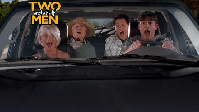 Two and a Half Men - Husband Dead