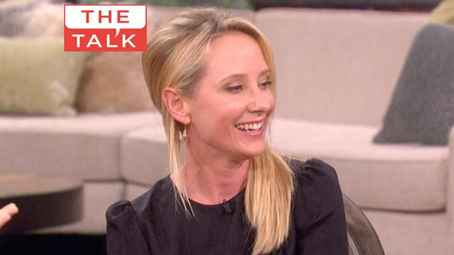 The Talk - Anne Heche on New Show