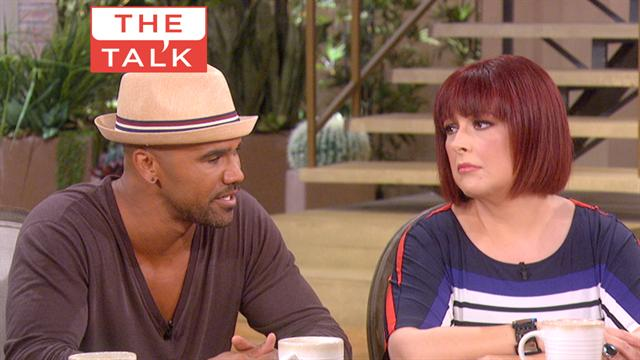 The Talk - Shemar Remembers Jeanne Cooper
