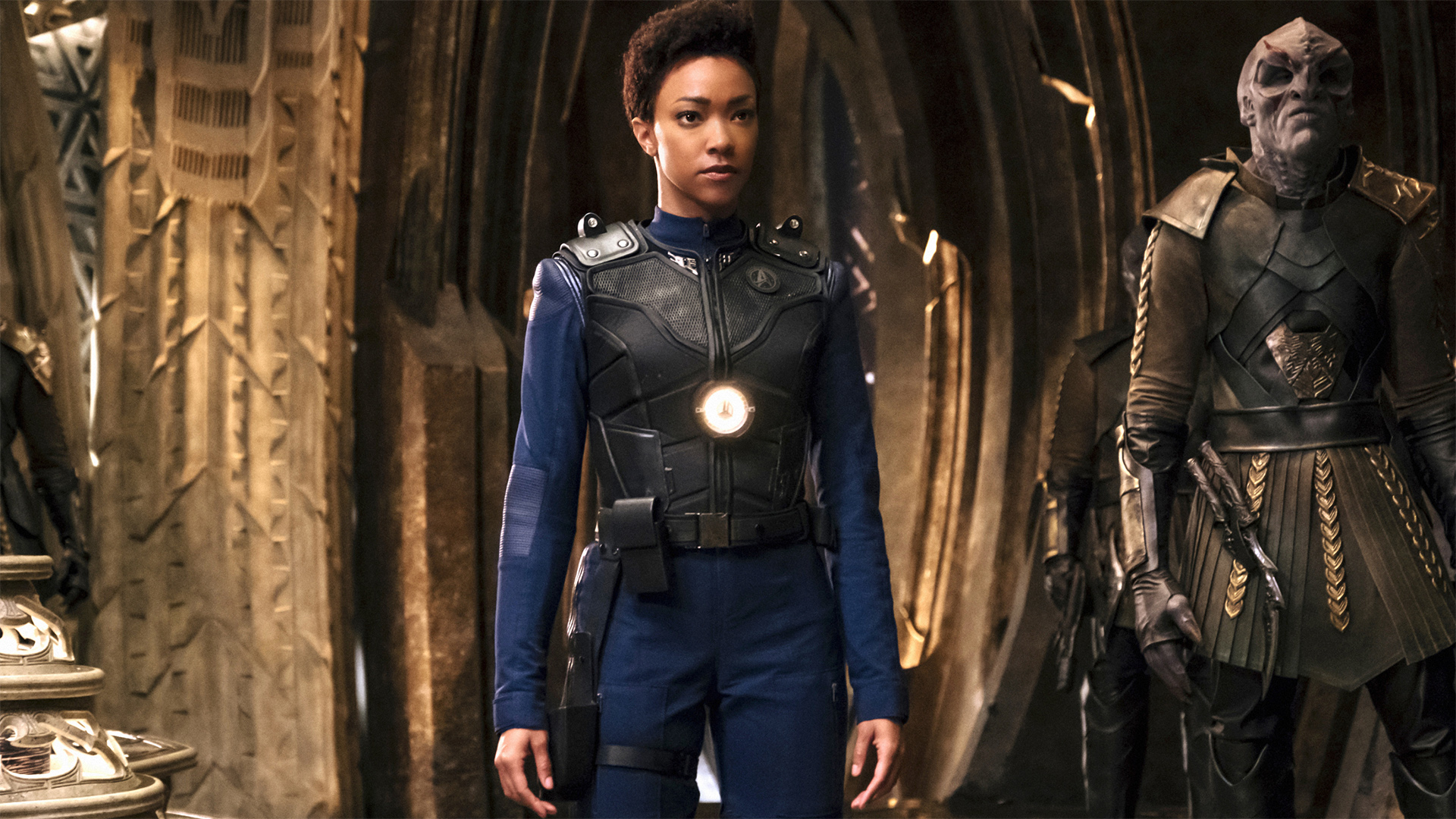 ? Watch Star Trek: Discovery Season 1 Episode 9: Into the Forest I Go - CBS  All Access