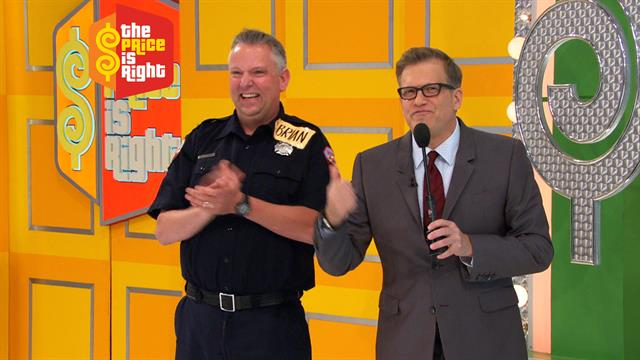 The Price Is Right - Brian's Big Win!