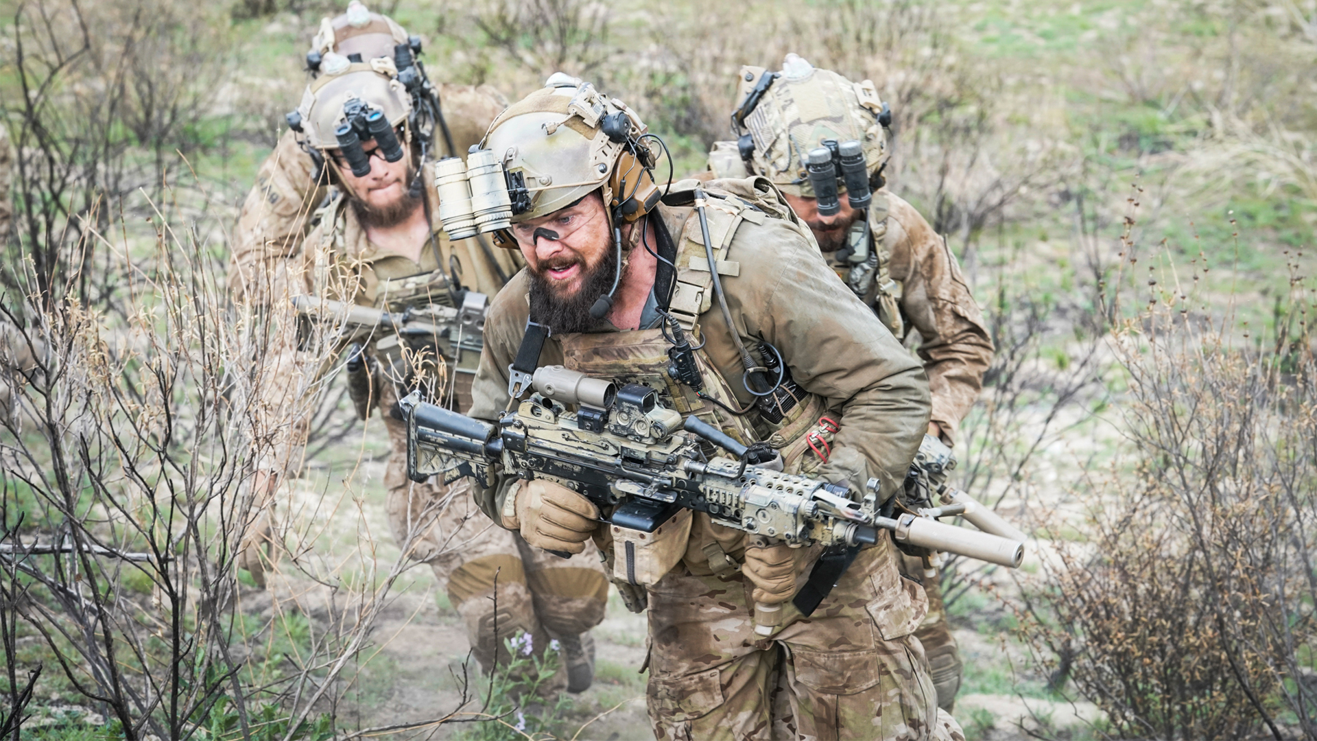 Watch SEAL Team Season 1 Episode 21: The Graveyard of Empires - Full show  on CBS All Access