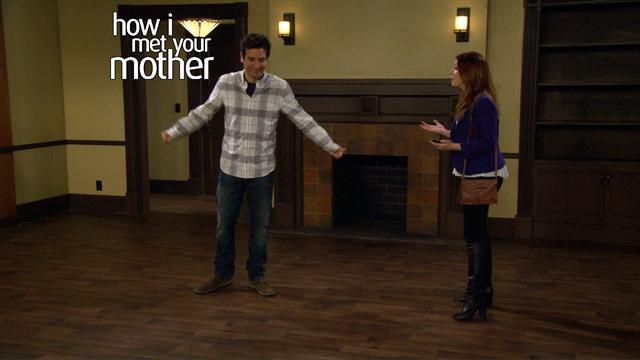 How I Met Your Mother - Ted's House