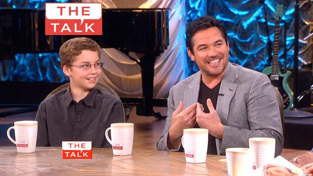 The Talk - Who's Your Daddy: Dean Cain