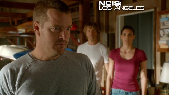 NCIS: Los Angeles - You Thinking What I'm Thinking?