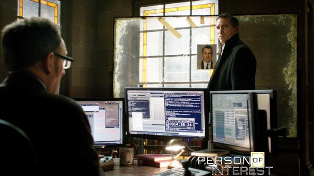 Person of Interest - Mr. Thornhill