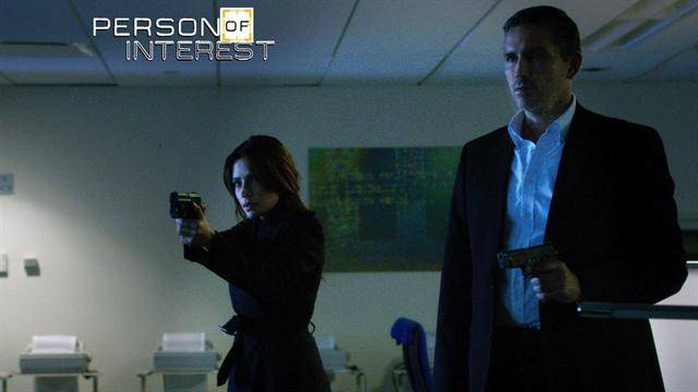 Person of Interest - You're Going To Help Me
