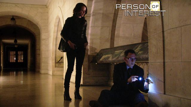 Person of Interest - Can You Hear Me?