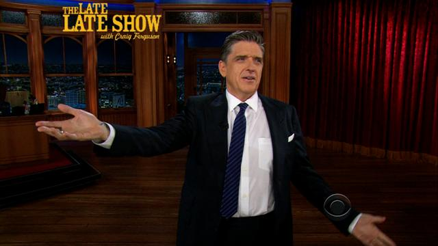 The Late Late Show: Craig Ferguson - Craig's Monologue - 6/10/2013