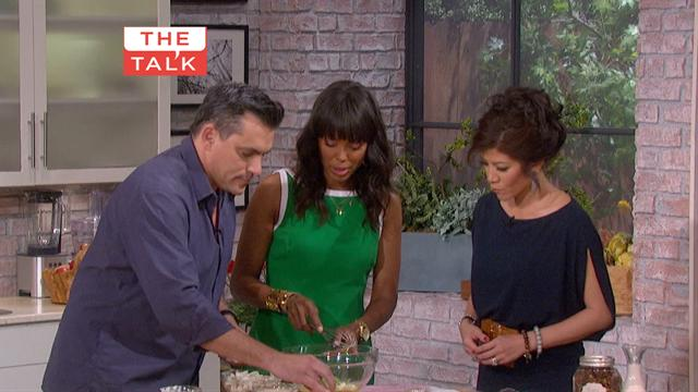 The Talk - Mother's Day Brunch