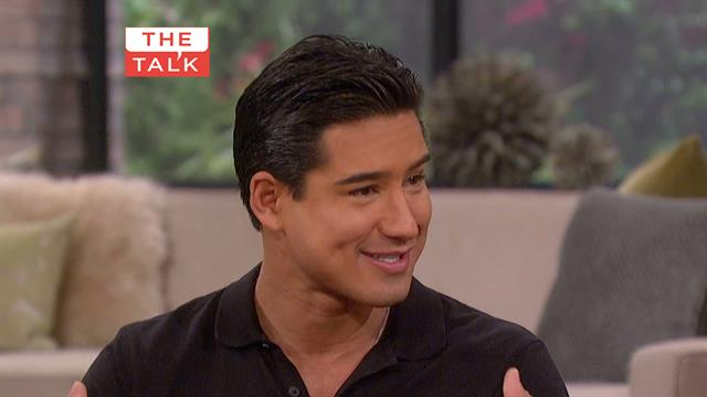 The Talk - Mario Lopez on 'X Factor'