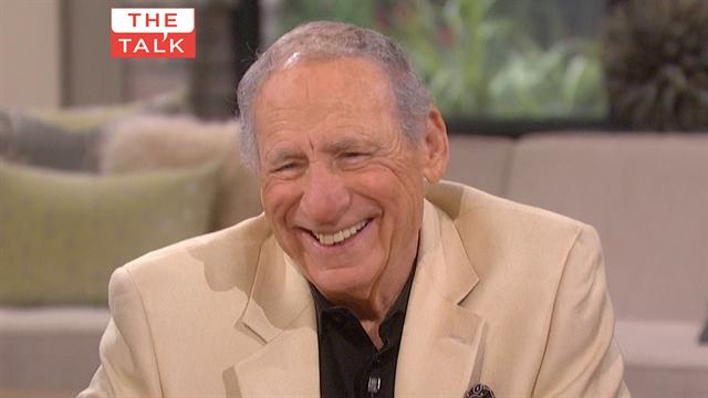 The Talk - Mel Brooks on Mother's Day