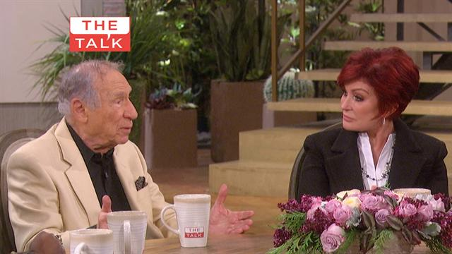 The Talk - Mel Brooks Inside 'Blazing Saddles'