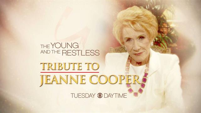 The Young and the Restless - Tribute to Jeanne Cooper (Preview)