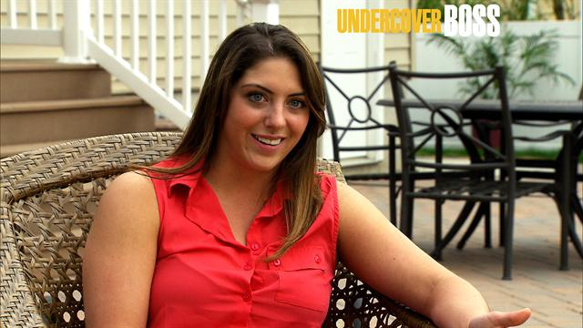 Undercover Boss - Jacqueline Is Back