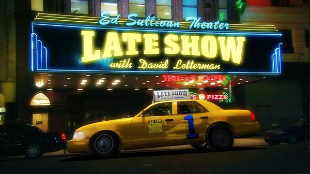 David Letterman - Achoo Top Ten