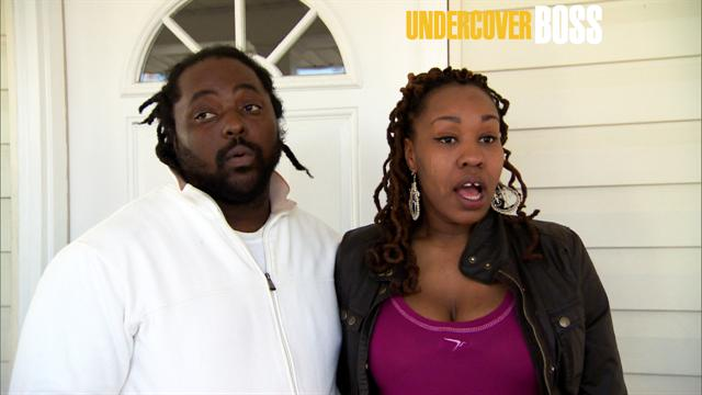 Undercover Boss - A Dream Come True