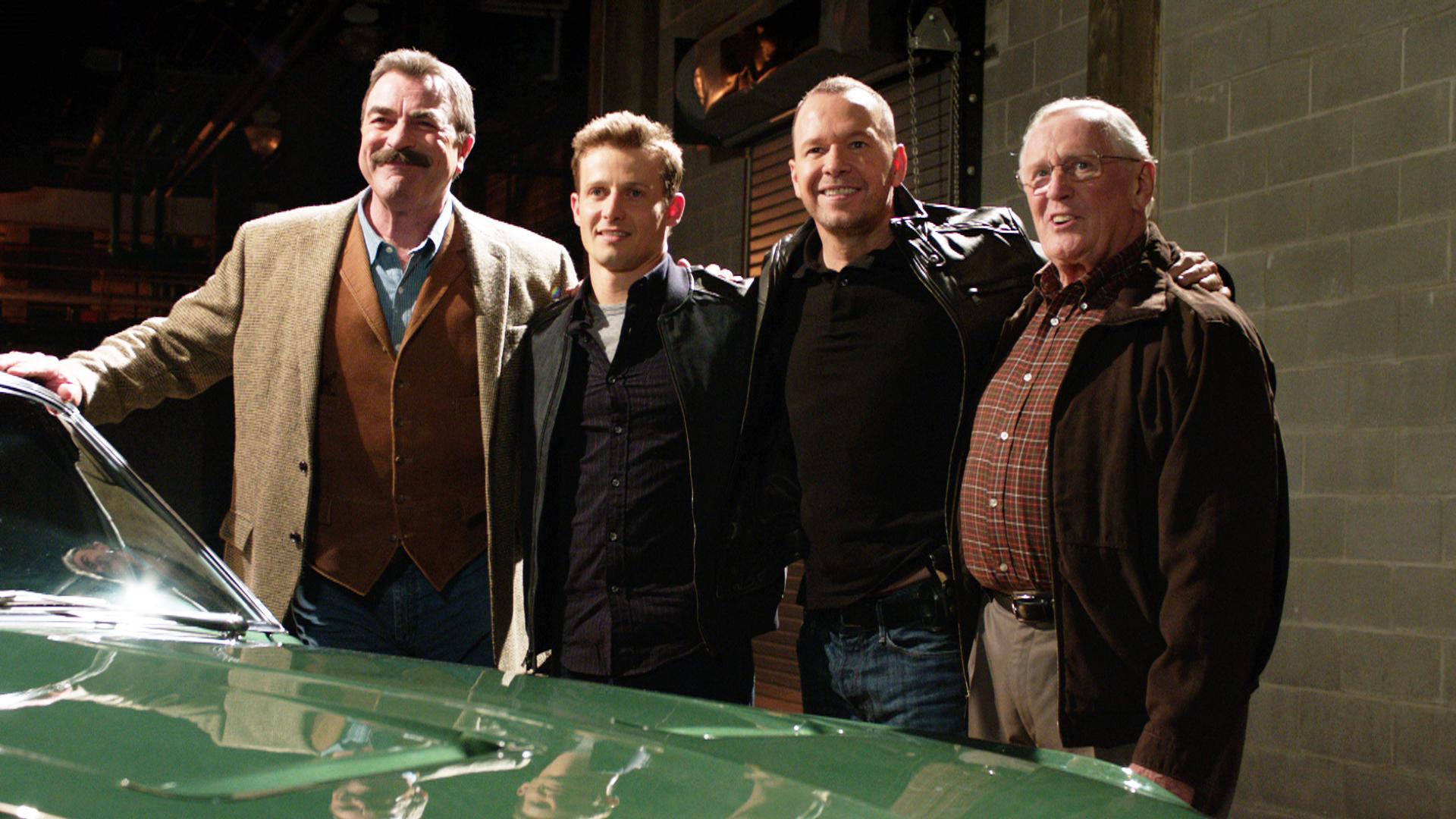 Watch Blue Bloods Season  The Bullitt Mustang Full Show On Cbs All Access