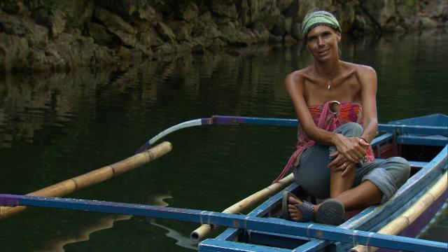 Survivor: Caramoan - Secret Scene Sherri