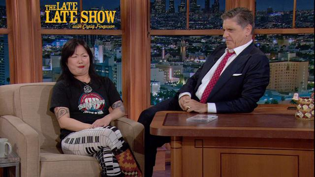 The Late Late Show: Craig Ferguson - More Tattoos?