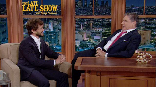 The Late Late Show: Craig Ferguson - Hannibal