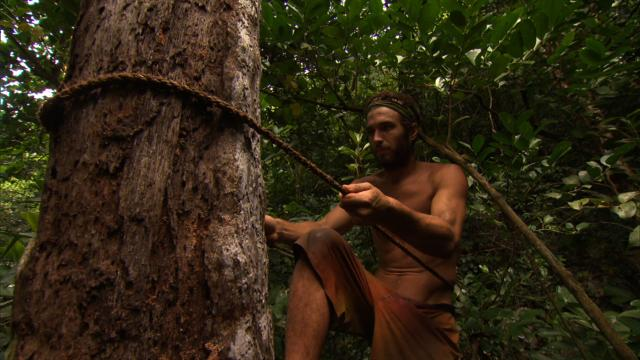 Survivor: Caramoan - Secret Scene Eddie