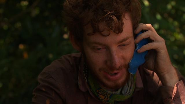 Survivor: Caramoan - Secret Scene Erik