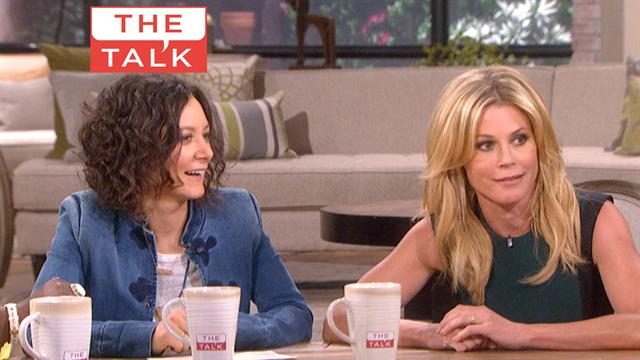 The Talk - Julie Bowen's Family Drama