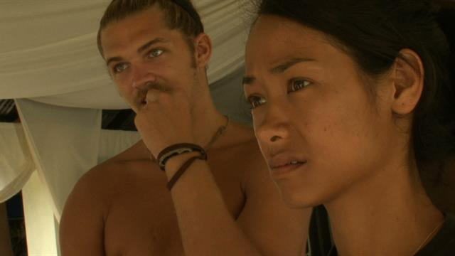 Survivor: Caramoan - Erik Arrives At Ponderosa