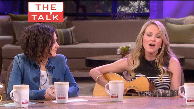 The Talk - ReThink with Jewel