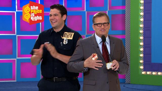 The Price Is Right  -Joseph Lines Em Up!