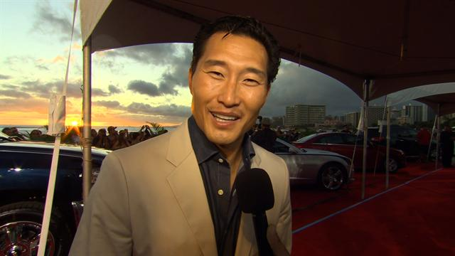 Hawaii Five-0 - Sunset On The Beach Premiere: Season 3