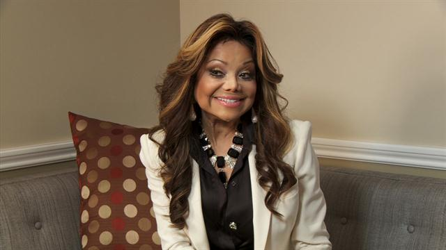 The Talk: Backstage: La Toya Jackson