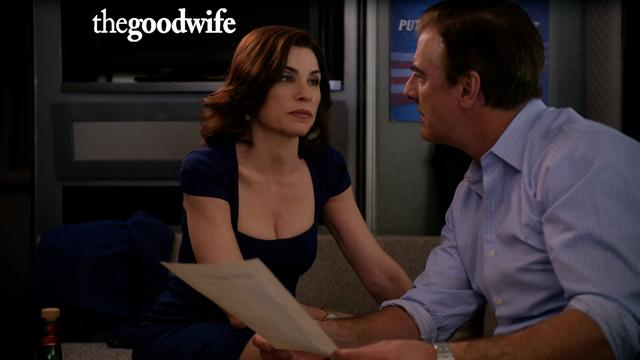 The Good Wife - Promise Me