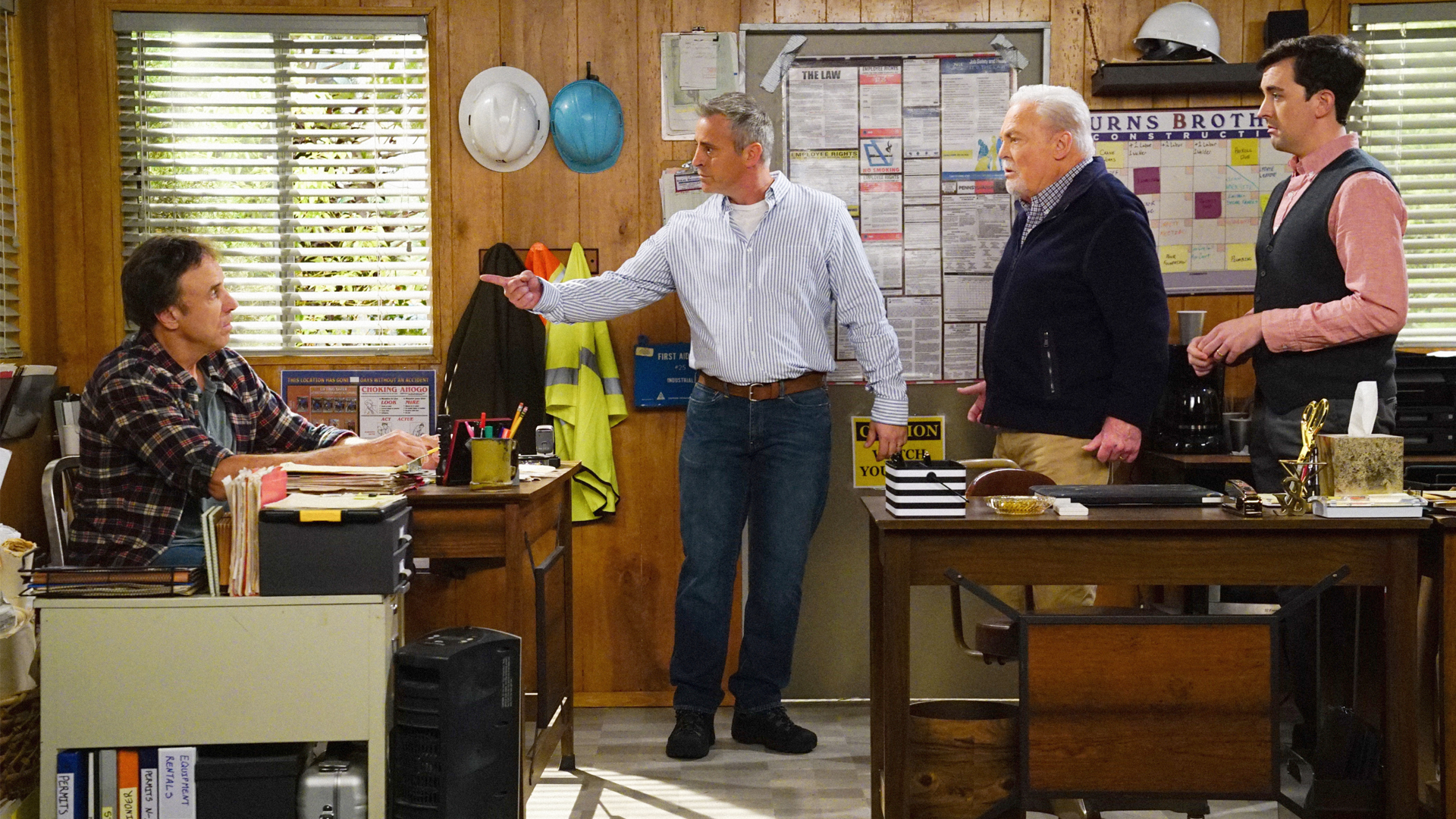 Watch Man With A Plan Season 2 Episode 1: The Silver Fox - Full show on CBS  All Access