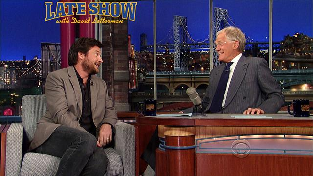 Watch Late Show with David Letterman Season 20 Episode 140 - Tue, May 21, 2013 Online