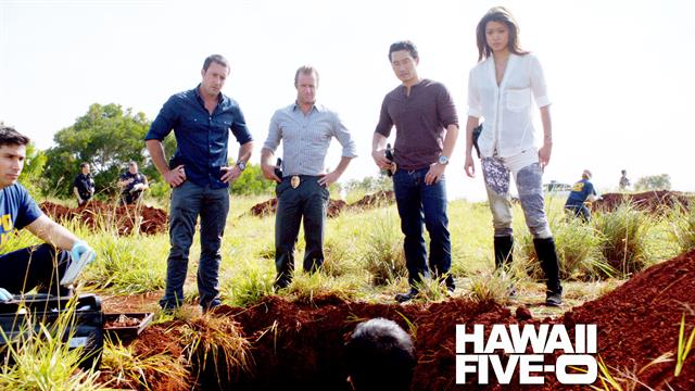 Hawaii Five-0 - Sacred Sites