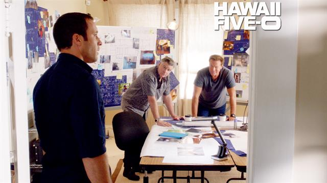 Hawaii Five-0 - Covert Ops