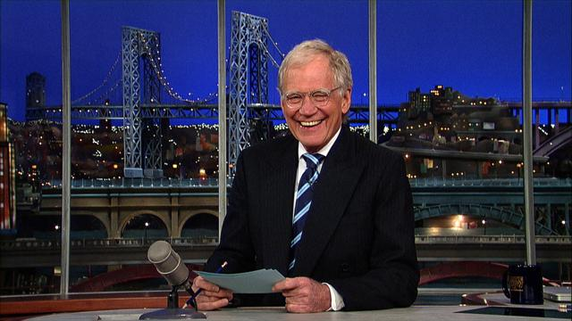 David Letterman -  Dave on Jay Leno, Jimmy Fallon &amp; 