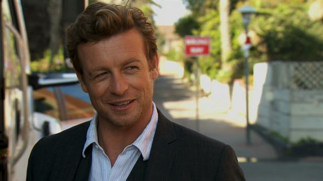 The Mentalist -  Behind the Scenes: Red Johns Rules