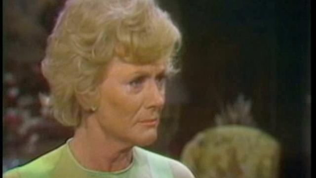 Remembering Jeanne Cooper - An Early Scene