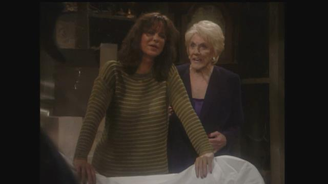 The Young and the Restless: Remembering Jeanne Cooper - Attic Fight