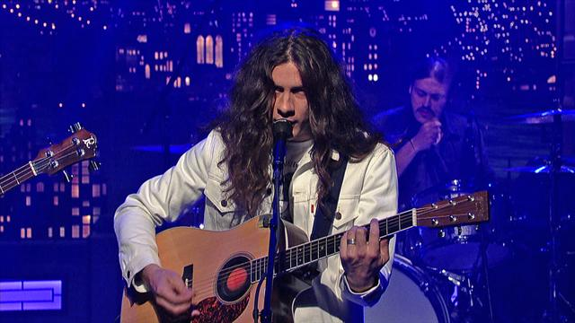 The Late Show: David Letterman - Kurt Vile: