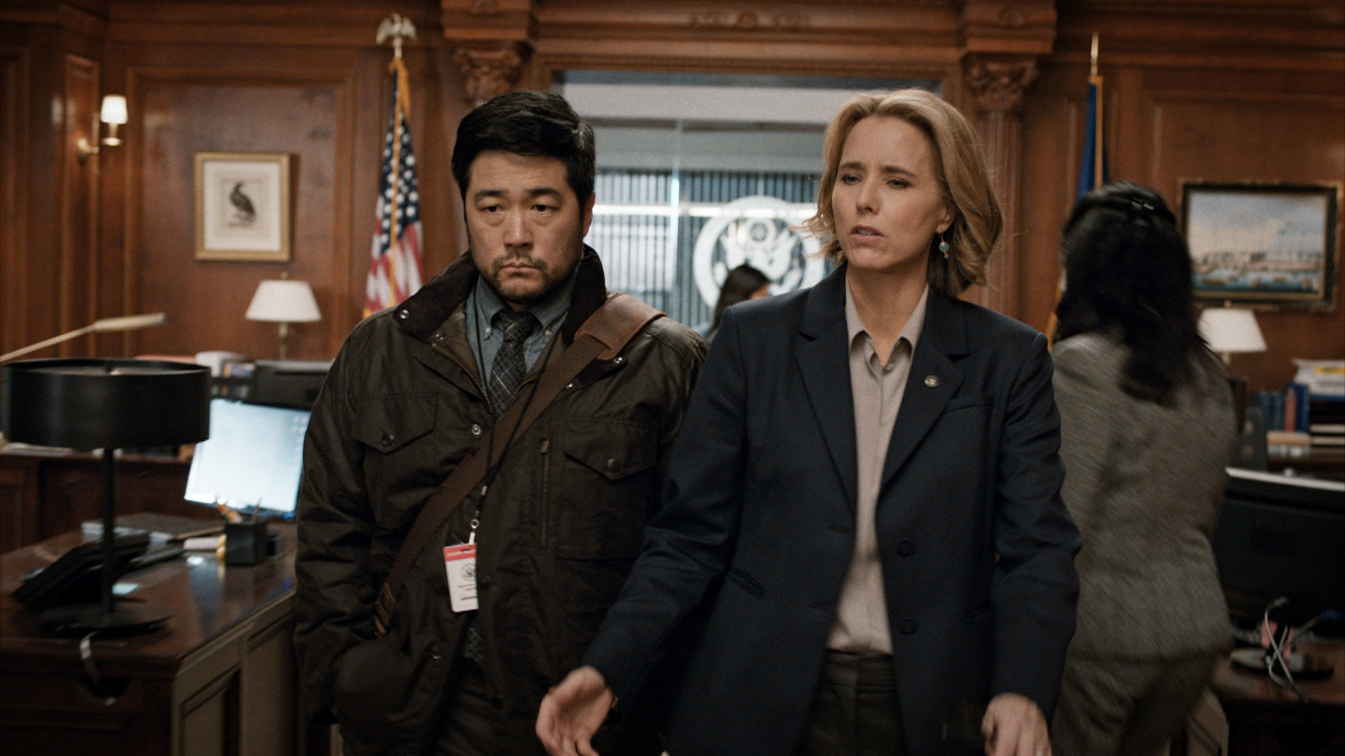 Watch Madam Secretary Season 4 Episode 20 The Things We Get To Say Full Show On Cbs All Access