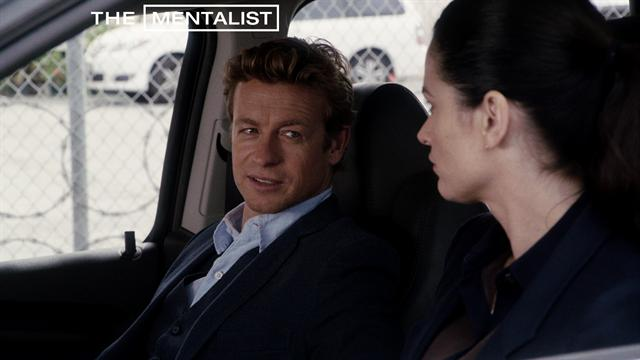 The Mentalist - Alone With The Killer?
