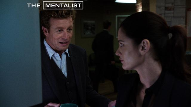 The Mentalist - Lisbon's Fetish